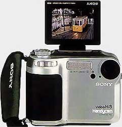Sony CCD SC65E