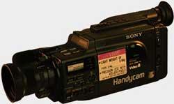 Sony CCD V88