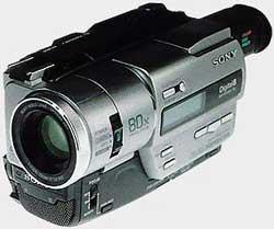 Sony DCR-TR7000