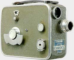 Caméra 8mm Reinette N8