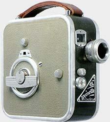 Caméra 8mm CinéGel Reinette 10