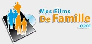 Logo mes films de famille