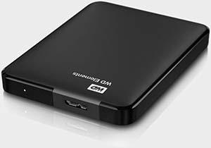disque dur USB