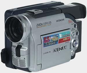 Hitachi DZ MV230E