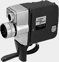 Canon Motor Zoom 8 EEE