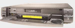 Magnétoscope vidéo 8