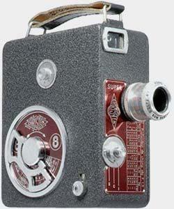 Caméra 8mm Super Christen