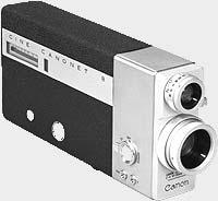 Canon Ciné Canonet 8