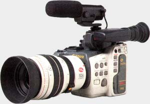 Canon EX2 Hi8