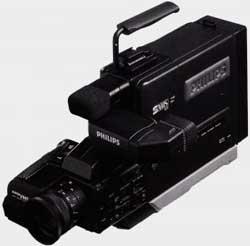 Caméscope Philips format super VHS