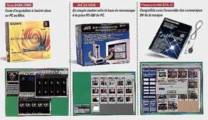 Kit d'acquisition pc