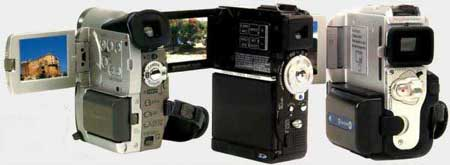 Mini Camescopes mini-DV