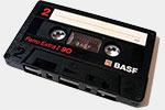 Numérisation cassettes audio