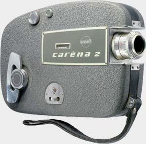caméra Carena 8 mm