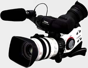 caméscope mini dv Canon XL2
