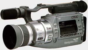 Caméscope Hi8 Sony VX1
